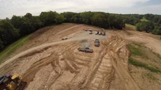 st louis drone aerial photos
