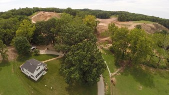 aerial video saint louis